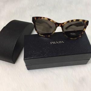 812cdd741302b ... new zealand prada accessories prada phantos 56mm cat eye sunglasses  9a9e3 304c2
